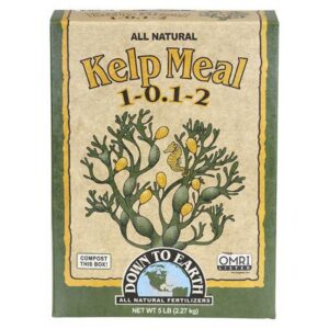 Down To Earth Kelp Meal 1 – 0.1 – 2 – 5lb
