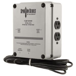 Titan Controls Mercury 2 – Fan Speed Controller