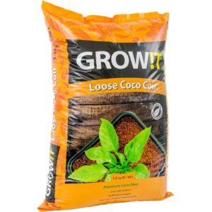 Grow!T Loose Coco Coir 1.5 Cuft
