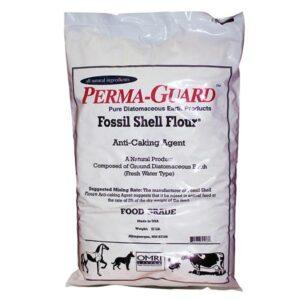 Perma Guard Diatomaceous Earth Fossil Shell Flour Food Grade 2 lb