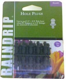 Raindrip Hole Plugs, pack of 20