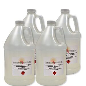 Isopropyl Alcohol Grade 99% Anhydrous 1 Gal