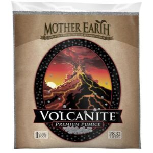 Mother Earth Volcanite Premium Pumice