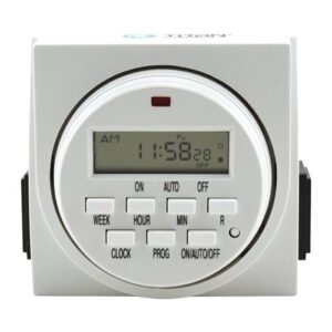 Apollo 9 Dual Outlet Digital Timer