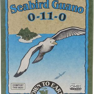 Down To Earth™ Seabird Guano 0 – 11 – 0