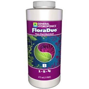 GH FloraDuo® Hydroponics B 1 – 5 – 4