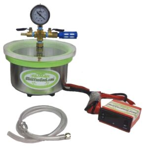 3 QT  Vacuum Oven Chamber with PID Heat Controller