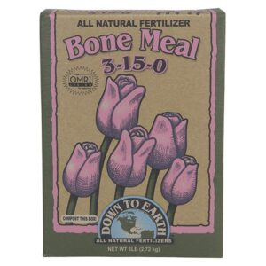 Down To Earth Bone Meal 3 – 15 – 0