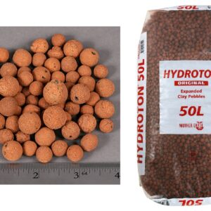Mother Earth Hydroton Original Clay Pebbles