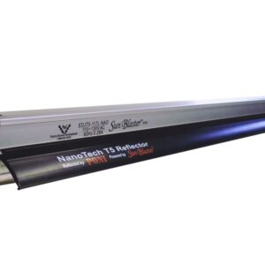 Sunblaster NanoTech T5 HO 21 – 2 ft 1 Lamp w/ NanoTech Reflector