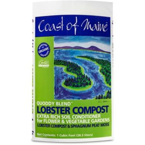 Coast of maine Lobster compost