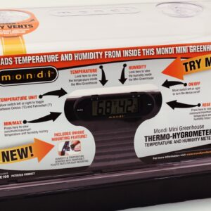 Mondi™ Greenhouse Thermo-Hygrometer