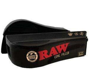 Raw Natural Rolling Papers Cone Filler – Cone Shooter Machine
