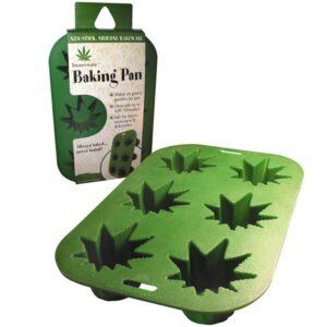 Canna Muffin Baking Pan