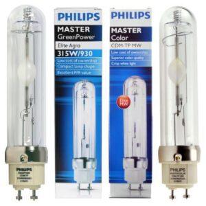 Philips Mastercolor CDM 315 Watt Lamps for LEC Brand Fixtures