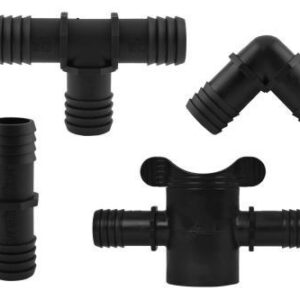 3/4 in Barbed Connectors