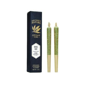 CBD Hemp Flower Pre-Rolled Joints