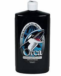 Orca liquid mycorrhizae