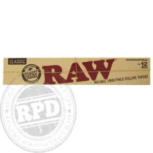 Supernatural 12″ Rolling Papers