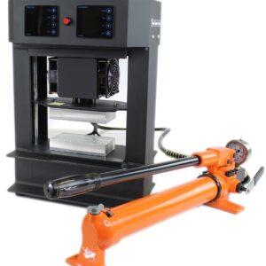 Hydra Professional Hydraulic Rosin Press (20 Tons) – Dual Heat