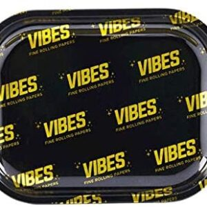 VIBES ROLLING PAPERS CATCH A VIBE ROLLING TRAY