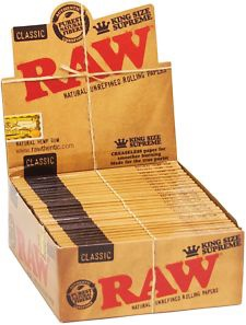 Raw King Size Supreme Classic