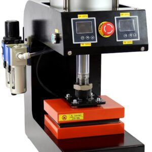 Rosomatic Pneumatic Rosin Press (13000psi) – Dual Heat