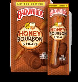 Backwoods Honey Bourbon All Natural Leaf Paper