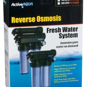 Active Aqua Reverse Osmosis Fresh Water System 100GPD
