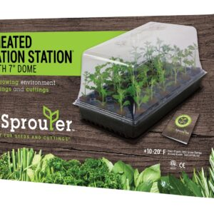 Super Sprouter Heated Propagation Station
