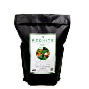 Azomite Pelletized Trace Minerals, 10 lbs